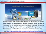 switzerland vps server hosting about