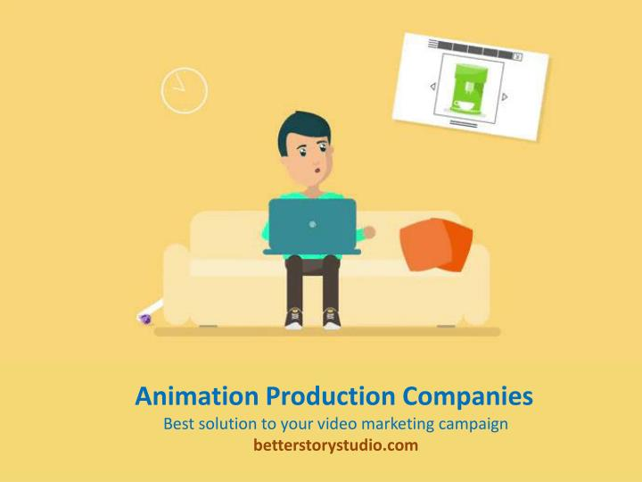 animation production companies best solution n.