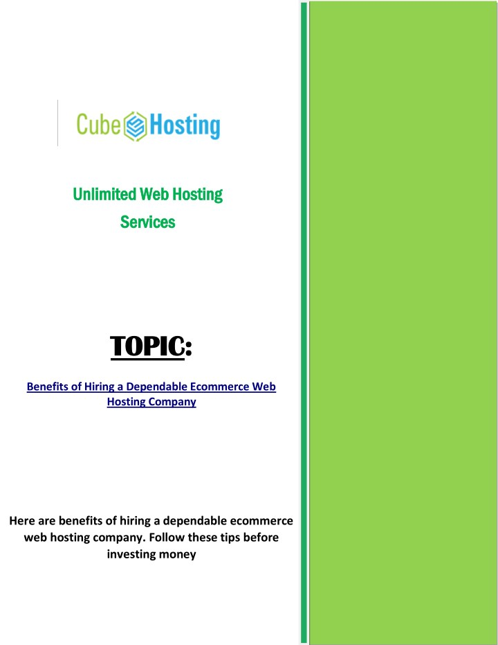 unlimited web hosting unlimited web hosting n.