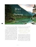 grace inside harmony outside