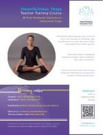 heartfulness yoga teacher training course post