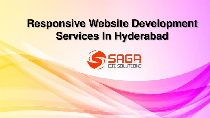 responsive website development services in hyderabad n.