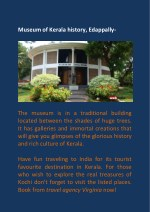 museum of kerala history edappally