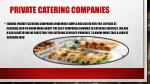 private catering companies 1