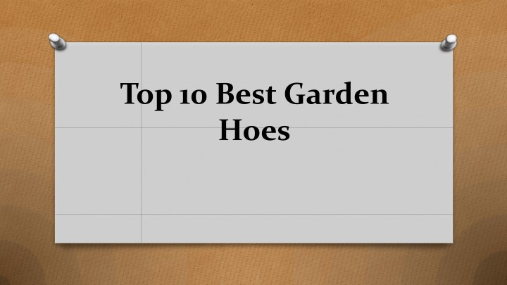 top 10 best garden hoes n.
