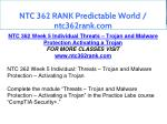 ntc 362 rank predictable world ntc362rank com 13