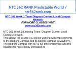 ntc 362 rank predictable world ntc362rank com 5