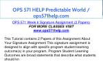 ops 571 help predictable world ops571help com 33