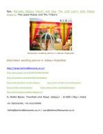 spa ramada udaipur resort and spa the lalit laxmi