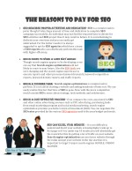 the the reasons reasons to seo seo requires