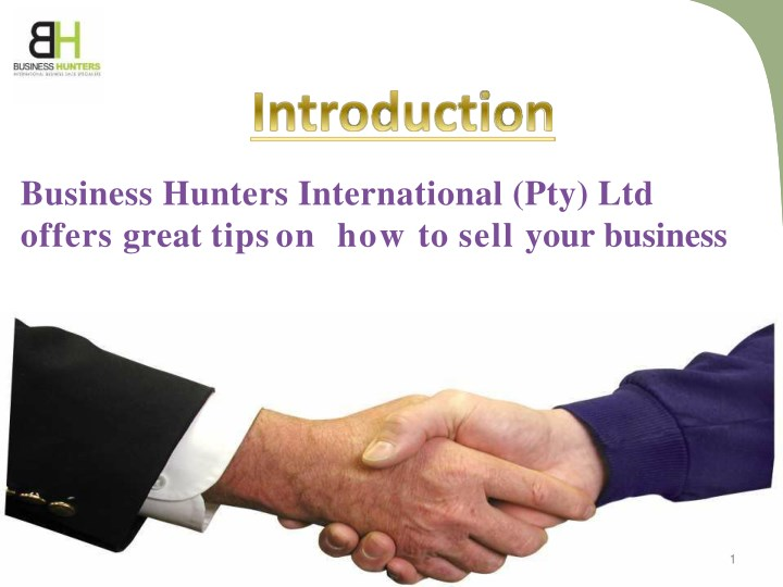 business hunters international pty ltd offers n.