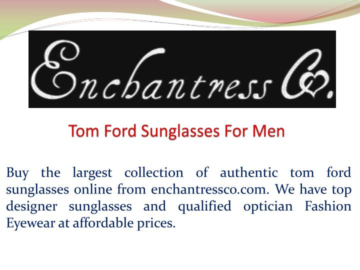 tom ford sunglasses for men n.
