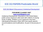 ece 353 papers predictable world 11