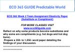 eco 365 guide predictable world 14