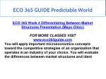 eco 365 guide predictable world 23