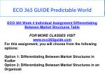 eco 365 guide predictable world 28