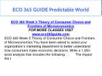 eco 365 guide predictable world 34