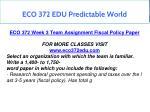 eco 372 edu predictable world 18