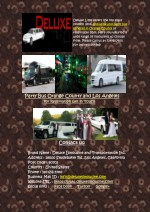 deluxe deluxe limo stretch stretch limo services