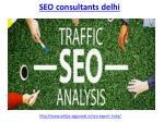 seo consultants delhi 2