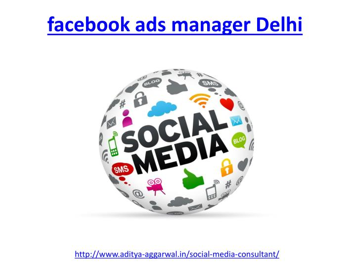 facebook ads manager delhi n.