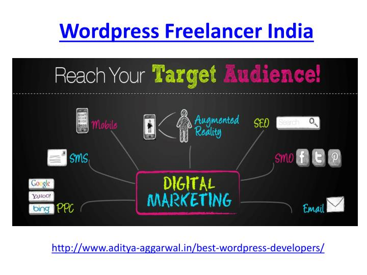 wordpress freelancer india n.