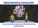 digital marketing training delhi 2