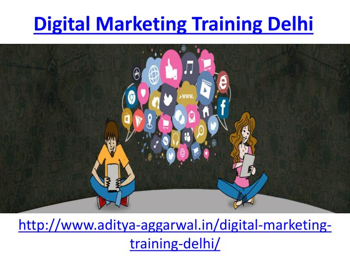 digital marketing training delhi n.