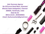 hair overseas agency no 225 arcot road near