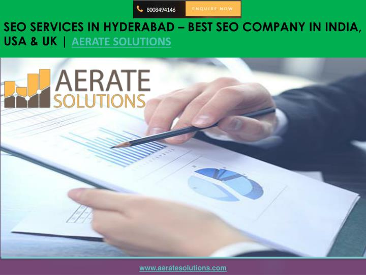 seo services in hyderabad best seo company in india usa uk aerate solutions n.