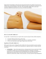 topical repair and smoothness of the skin
