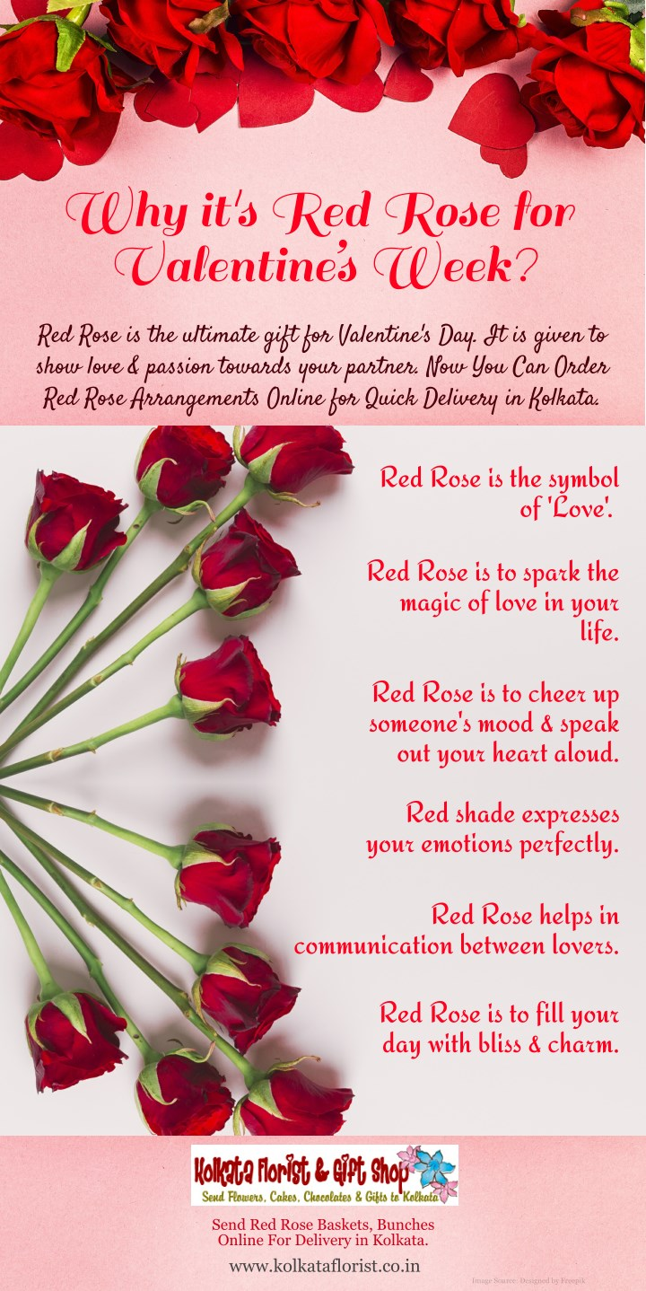 why it s red rose for valentine s week red rose n.