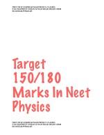 neet mcq s from kumar physics classes 1