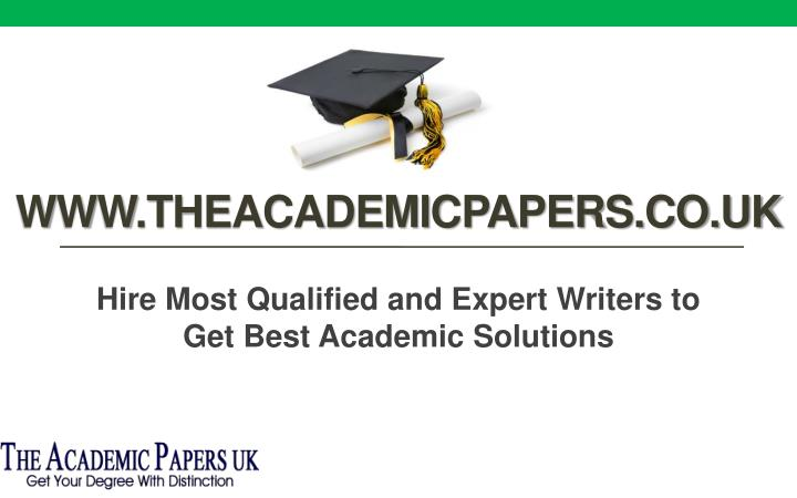 hire most qualified and expert writers to get best academic solutions n.