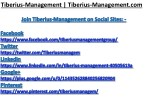tiberius management tiberius management com 3