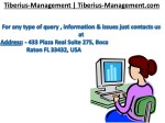 tiberius management tiberius management com 4