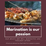 marination is our passion