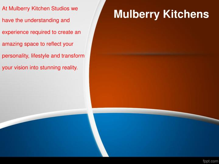 m ulberry k itchens n.