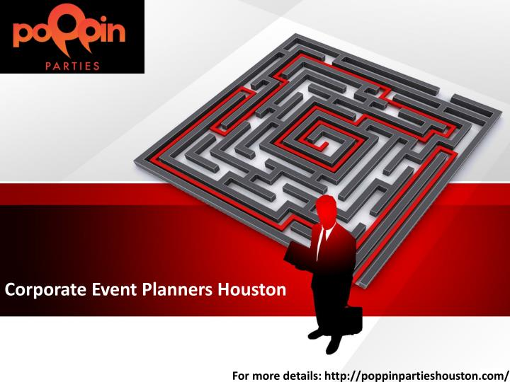 corporate event planners houston n.