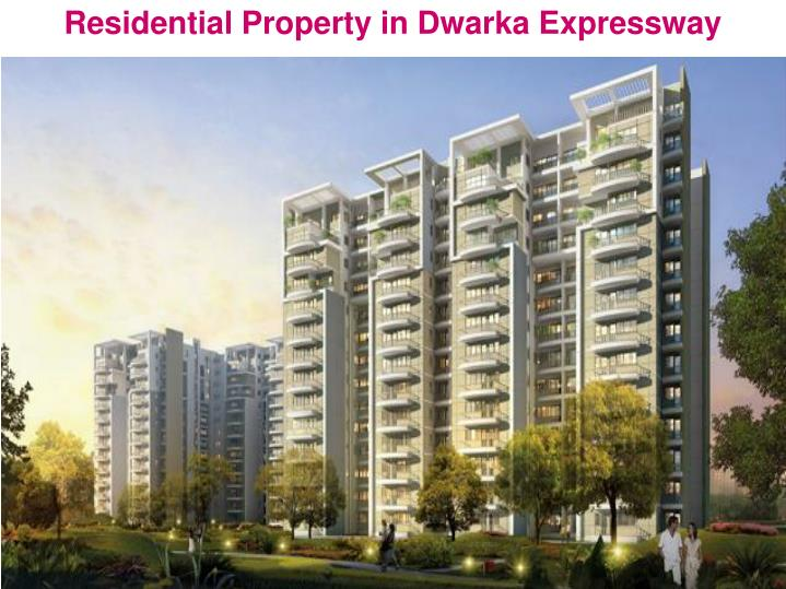 residential property in dwarka expressway n.