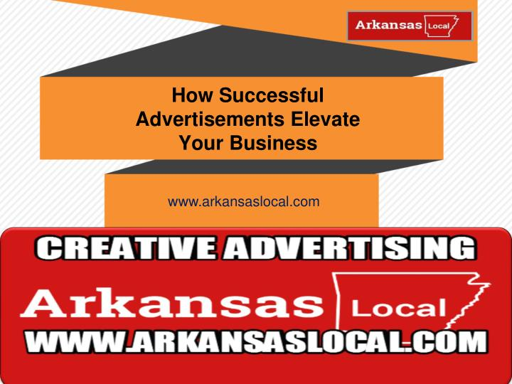 how successful advertisements elevate your business n.