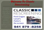 welcome to classic rescreening 3