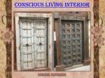 conscious living interior 2