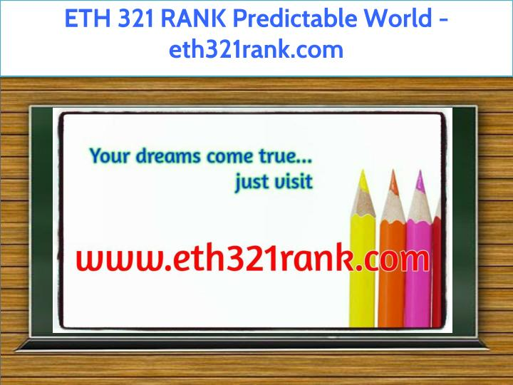 eth 321 rank predictable world eth321rank com n.