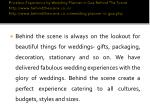 priceless experience by wedding planner 5