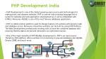 php development india 1