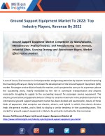 ground support equipment market to 2022