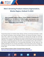 men s grooming products industry segmentation