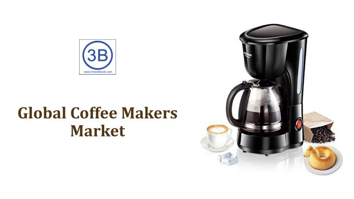 global coffee makers market n.