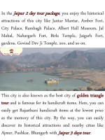 in the jaipur jaipur 2 2 day attractions of this